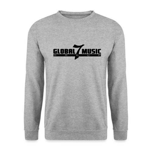 Global 7 Music Group Logo - Männer Pullover