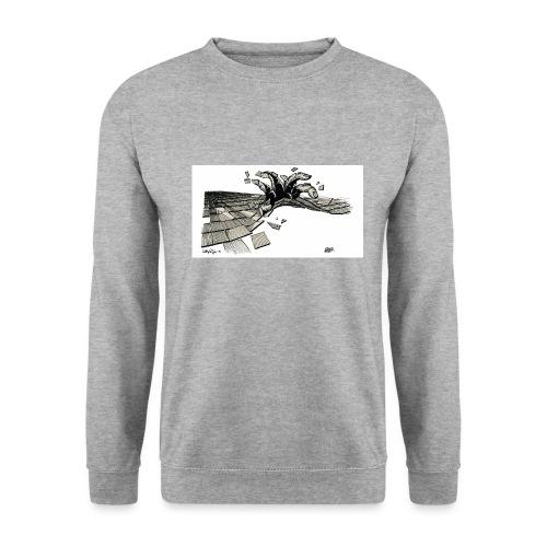 ORDER white background - Men's Sweatshirt
