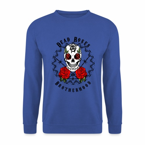 Dead Roses 2nd Logo - Men's Sweatshirt