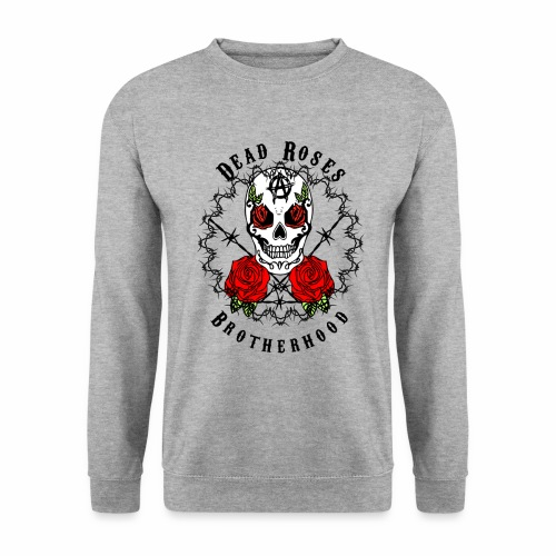 Dead Roses 2nd Logo - Men's Sweatshirt