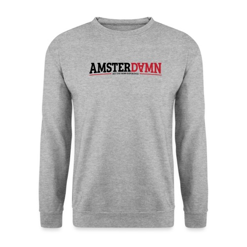 AMSTERDAMN 01 png - Unisex sweater