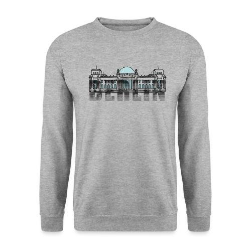 Berlin Linienschrift - Männer Pullover