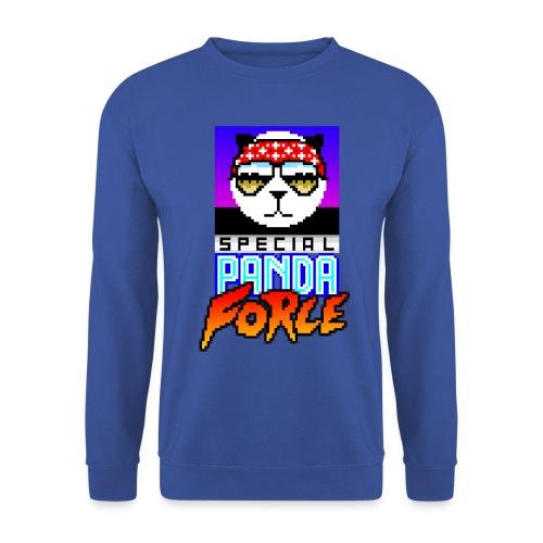 SHIRT DESIGN transparent bkgr A3 png - Unisex Sweatshirt
