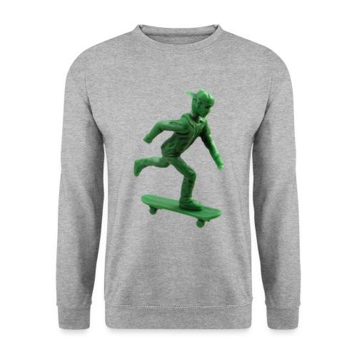 PLASTIC SKATEBOARD - Sweat-shirt Homme