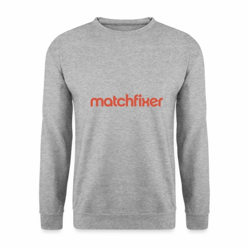 matchfixer - Mannen sweater