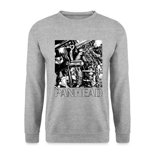 Panhead motordetail 01 - Unisex sweater