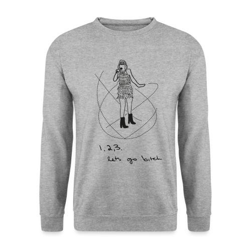 isn't it delicate - Unisex sweater