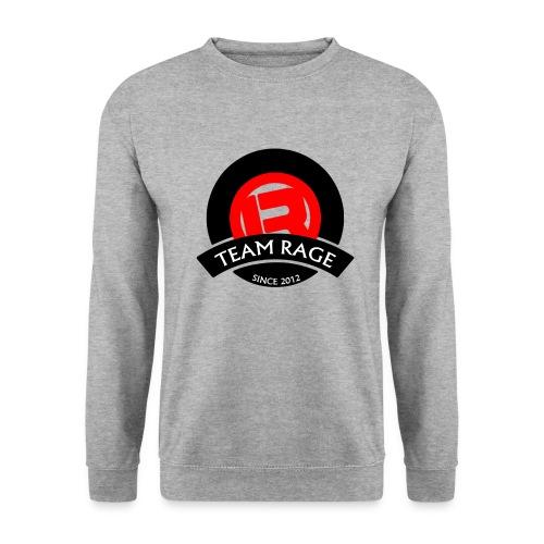 TEAM RAGE CORRIGE png - Sweat-shirt Unisex