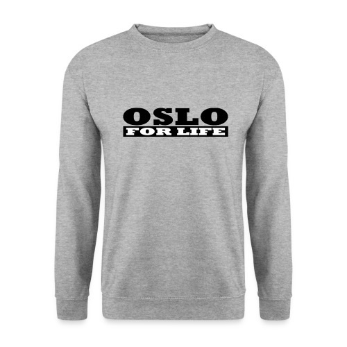 Oslo fürs Leben - Männer Pullover
