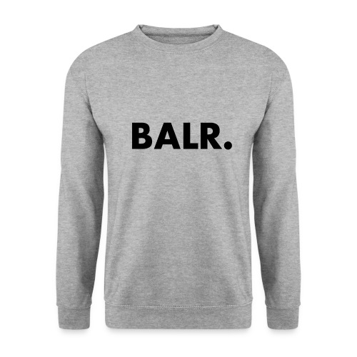 balr black png - Unisex sweater