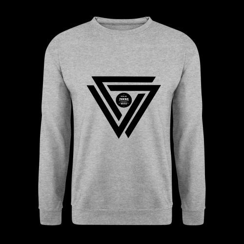 07logo complet black - Sweat-shirt Unisexe