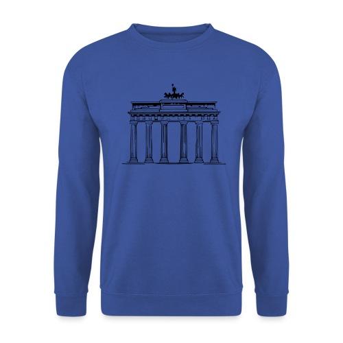Brandenburger Tor Berlin Victoria Streitwagen - Männer Pullover