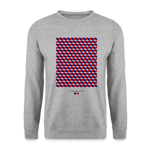 graphic cube - Sweat-shirt Unisex