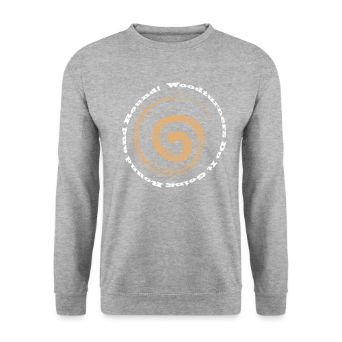 Round and Round - Men's Sweatshirt