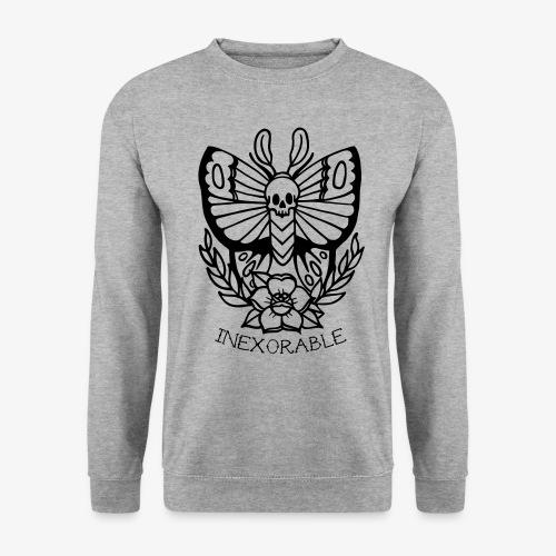 Traditional Tattoo Moth - Unisex Sweatshirt