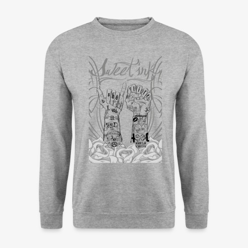 sweet ink - Sudadera unisex