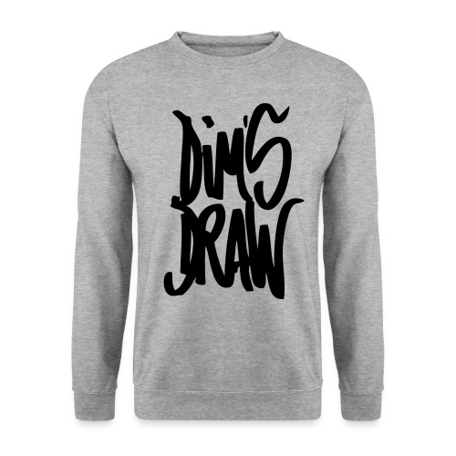 dimsdraw vecto2 - Sweat-shirt Homme