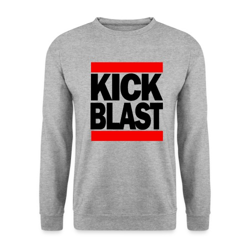 kickblast sweat png OK no - Sweat-shirt Homme