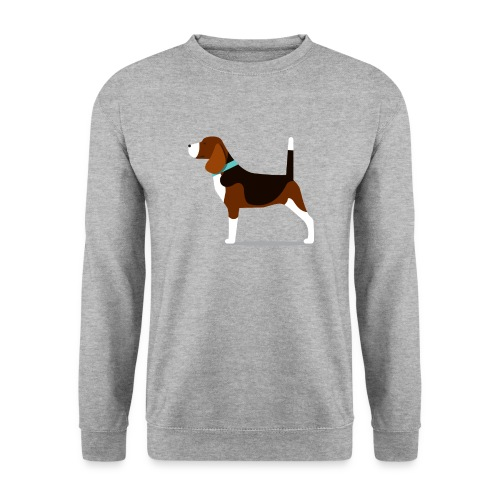 beagle 01 png - Unisex Pullover