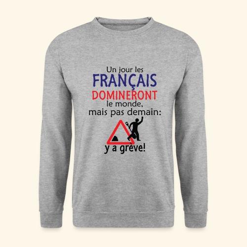 domination française - Sweat-shirt Homme