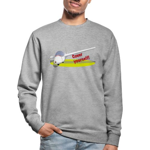 Cover yourself! - Unisex Sweatshirt