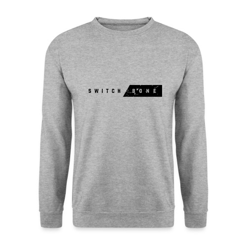 Switchbone_black - Unisex sweater
