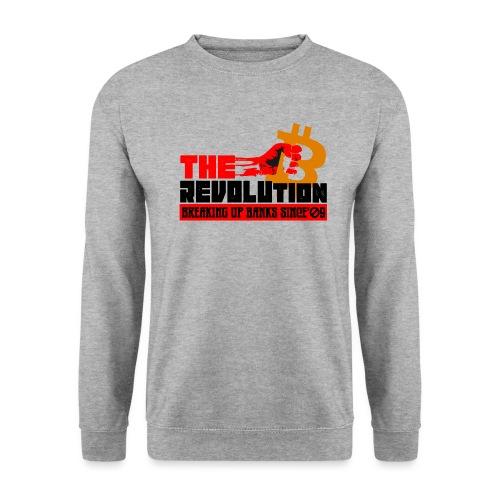 Die Bitcoin Revolution - BTC Revolution - Unisex Pullover