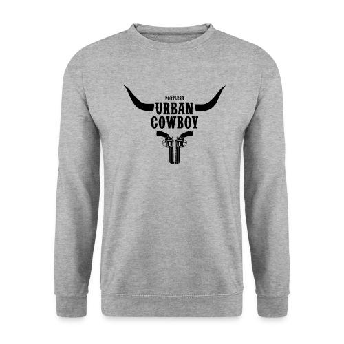 Portless Urban Cowboy - Männer Pullover