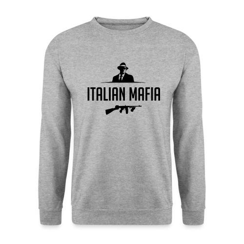 italian mafia - Felpa da uomo