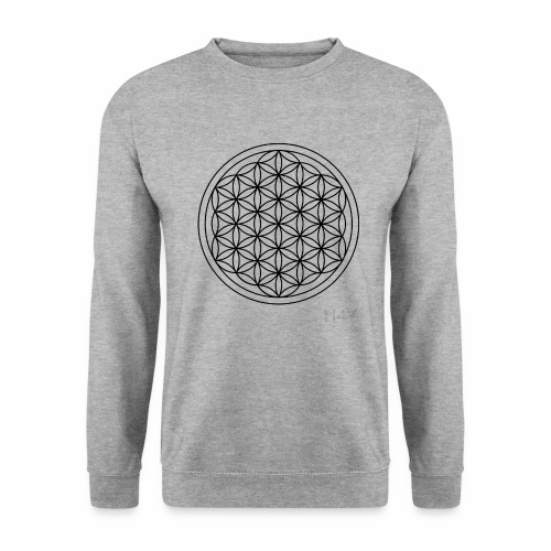 Flower Of Life - This Design Will Heal You - Herre sweater