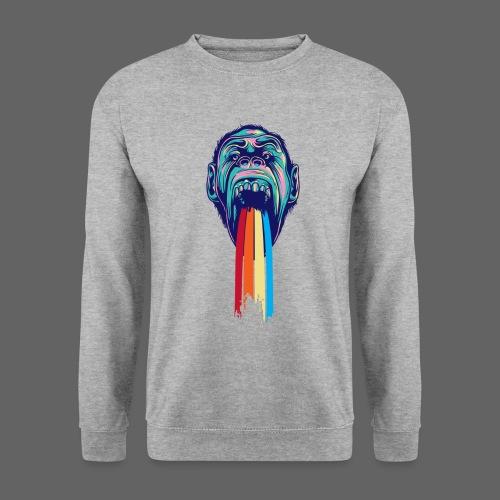 MonkeyRainbow - Sweat-shirt Unisexe