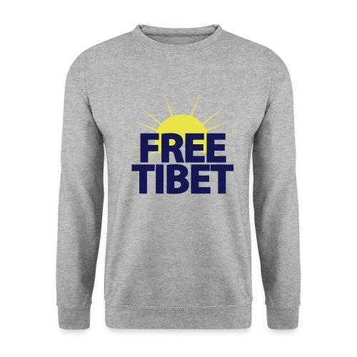 Free-Tibet Team Tibet - Männer Pullover