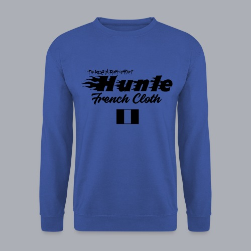 hunle Flame - Sweat-shirt Unisexe