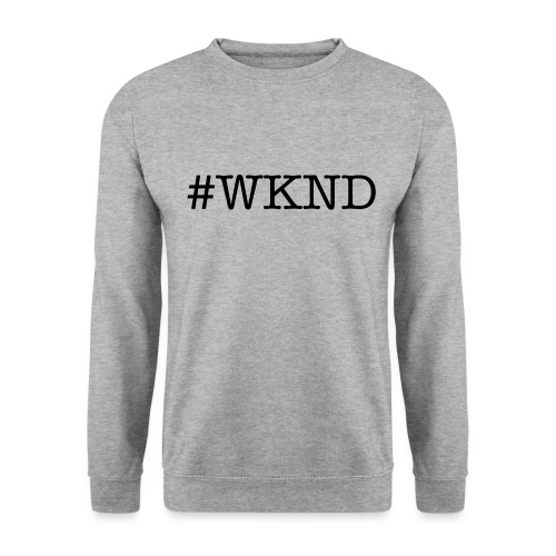 Weekend - Sweat-shirt Unisex