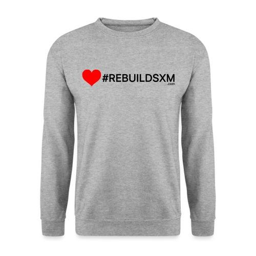 #rebuildsxm - Unisex sweater