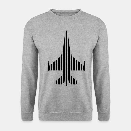 F-16 Viper / Fighting Falcon jet fighter / F16 - Unisex Sweatshirt