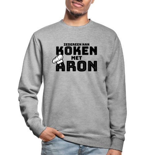 Koken met Aron - Unisex sweater