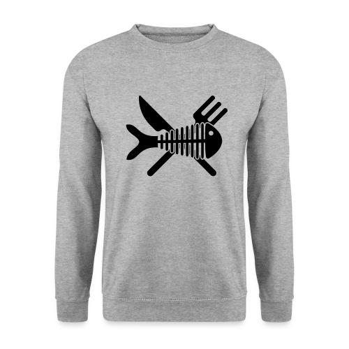 Poisson couvert - Sweat-shirt Unisex