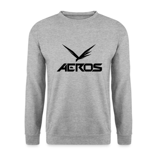 Aeros LOGO 2016 final - Mannen sweater