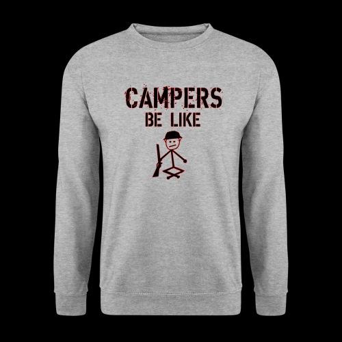 Camper Gaming - Unisex Pullover