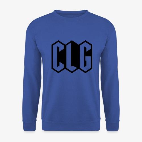 CLG DESIGN black - Sweat-shirt Unisexe