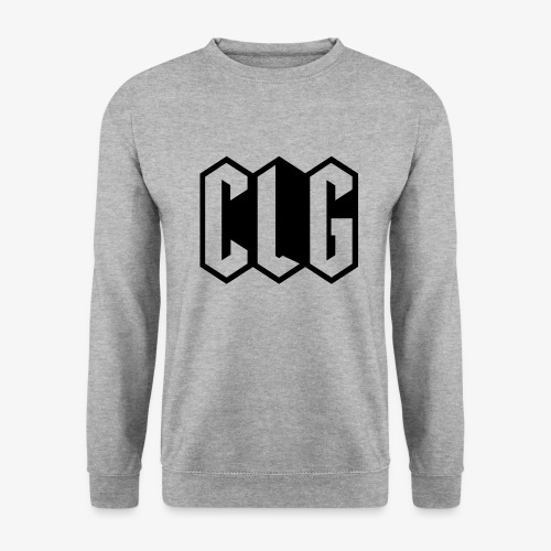 CLG DESIGN black - Sweat-shirt Unisex