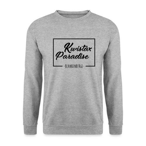 Cuistax Paradise - Sweat-shirt Unisex