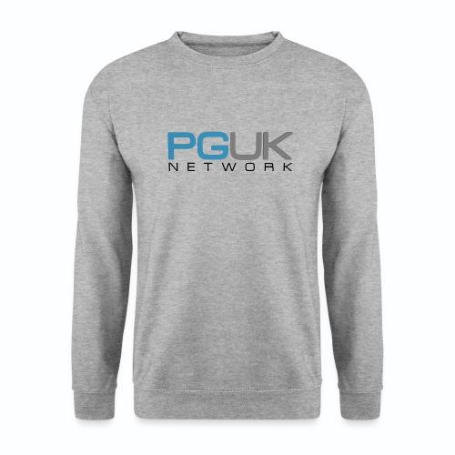 PGUK Network Black png - Men's Sweatshirt