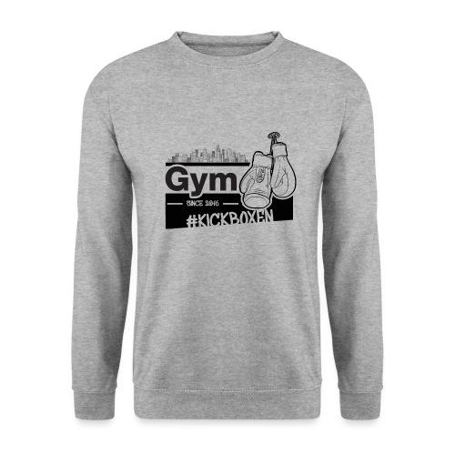 Gym in Druckfarbe schwarz - Männer Pullover