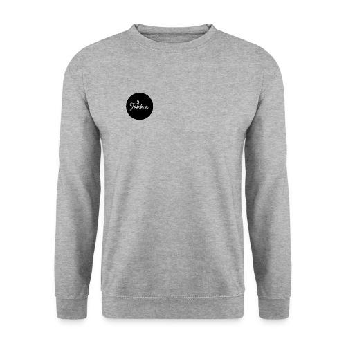 Tekkie Black Logo - Unisex sweater