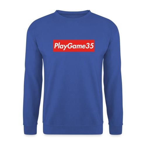 PlayGame35 - Felpa unisex