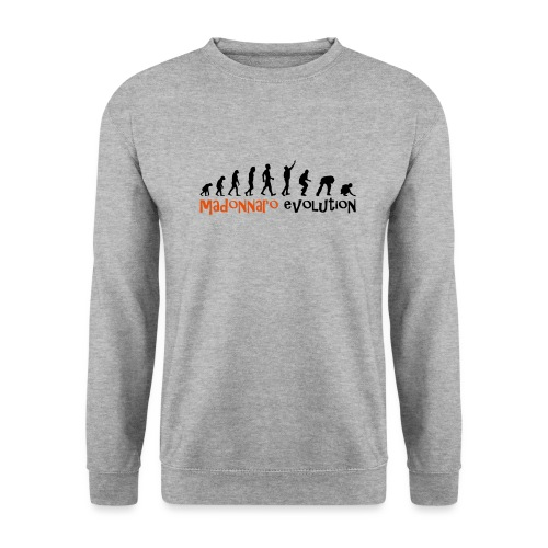 madonnaro evolution original - Unisex Sweatshirt