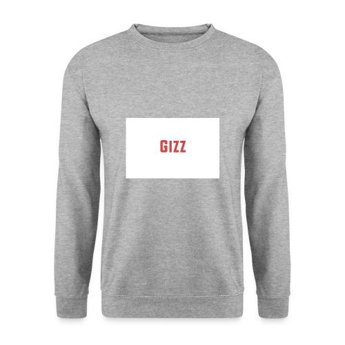 Gizz rood - Mannen sweater