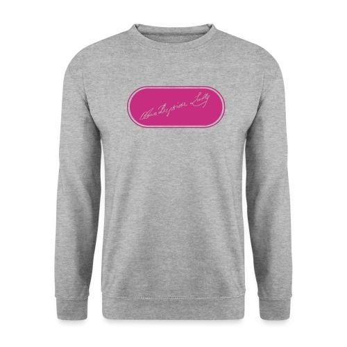 Lully Signatur Ellipse - Männer Pullover